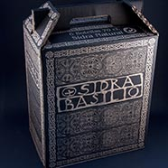 Caja de sidra natural de 6 botellas